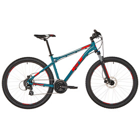 GT Bicycles Aggressor Expert MTB Hardtail blue